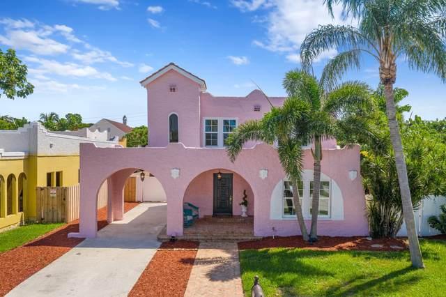229 Fordham Drive, Lake Worth Beach, FL 33460 (MLS #RX-10744839) :: Castelli Real Estate Services