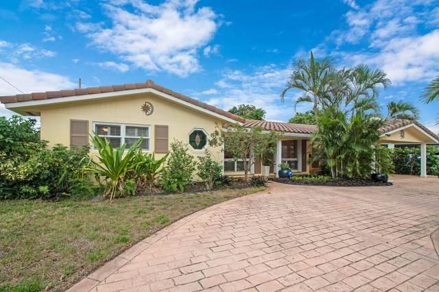 5850 NE 22 Avenue, Fort Lauderdale, FL 33308 (MLS #RX-10744919) :: Berkshire Hathaway HomeServices EWM Realty