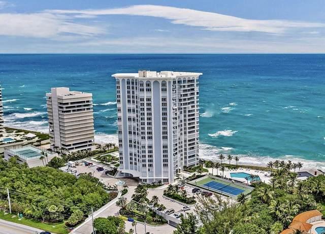 5200 N Ocean Drive #1506, Riviera Beach, FL 33404 (#RX-10744924) :: Heather Towe   Keller Williams Jupiter