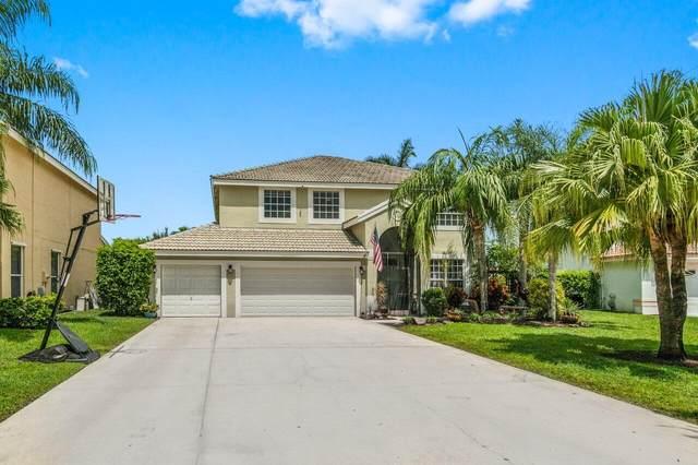 7493 Prescott Lane, Lake Worth, FL 33467 (#RX-10744929) :: Michael Kaufman Real Estate