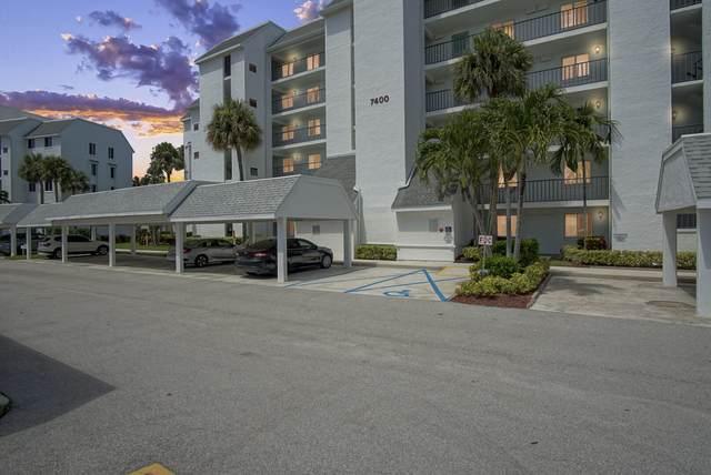2400 S Ocean Drive #7425, Fort Pierce, FL 34949 (#RX-10744930) :: IvaniaHomes | Keller Williams Reserve Palm Beach