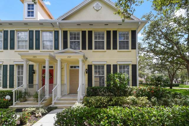 287 New Haven Boulevard, Jupiter, FL 33458 (MLS #RX-10744960) :: Berkshire Hathaway HomeServices EWM Realty