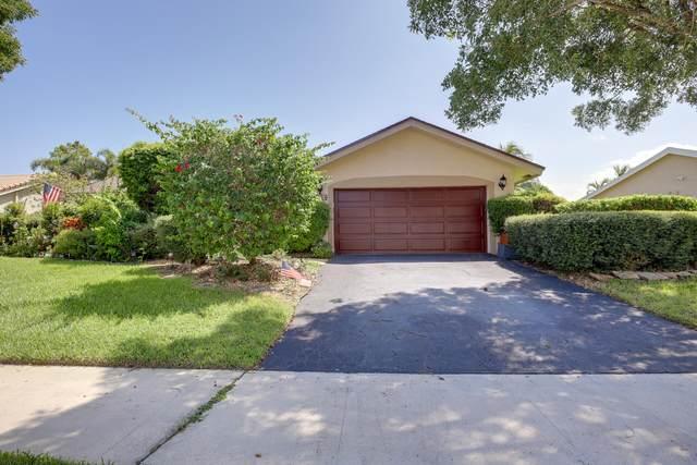 2414 NW 30th Road, Boca Raton, FL 33431 (#RX-10744991) :: Baron Real Estate