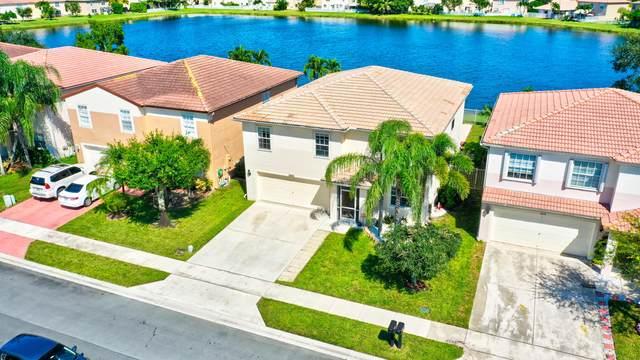 6666 Rainwood Cove Lane, Lake Worth, FL 33463 (#RX-10745017) :: Baron Real Estate