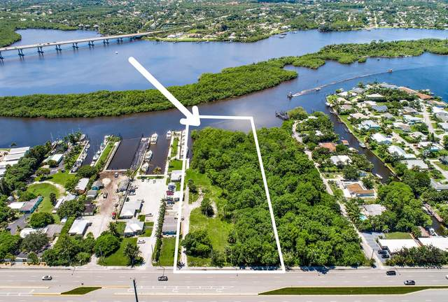 0 S Kanner Highway, Stuart, FL 34994 (MLS #RX-10745049) :: Berkshire Hathaway HomeServices EWM Realty