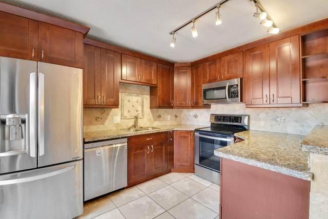 3320 Meridian Way S B, Palm Beach Gardens, FL 33410 (#RX-10745062) :: Michael Kaufman Real Estate