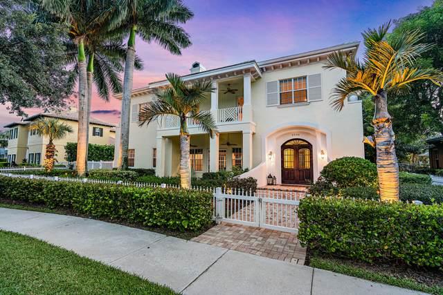 3338 Greenway Drive, Jupiter, FL 33458 (#RX-10745085) :: Baron Real Estate