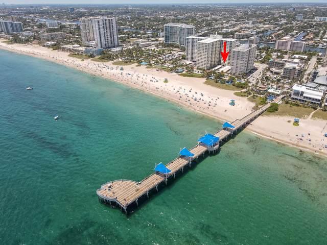 111 N Pompano Beach Boulevard #402, Pompano Beach, FL 33062 (#RX-10745093) :: IvaniaHomes   Keller Williams Reserve Palm Beach