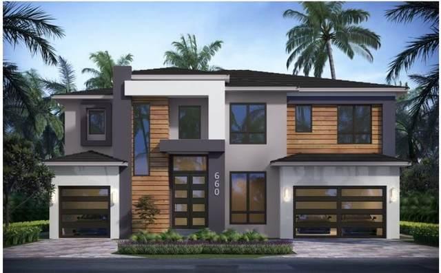 660 NE 29th Place, Boca Raton, FL 33431 (#RX-10745159) :: Posh Properties