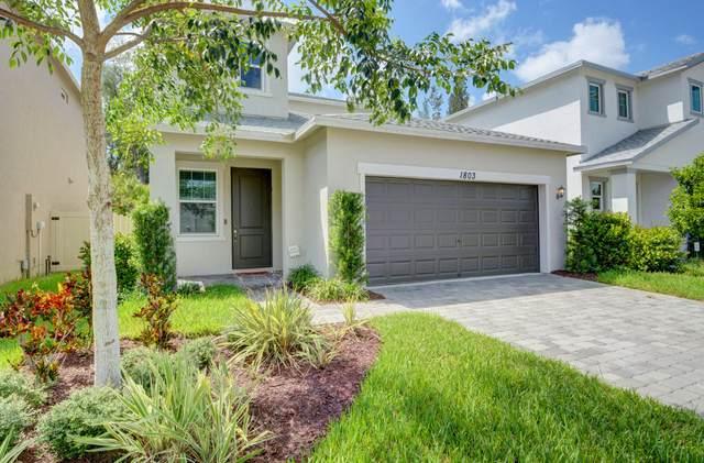 1803 Lake Cove Drive, Lake Worth, FL 33460 (#RX-10745173) :: Michael Kaufman Real Estate