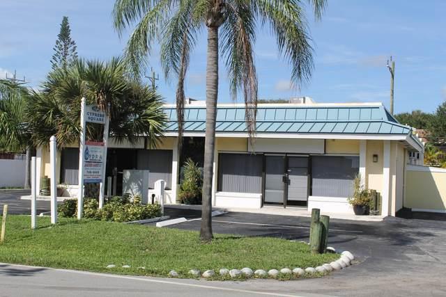 1535 Cypress Drive 1, 2, Jupiter, FL 33469 (MLS #RX-10745184) :: Berkshire Hathaway HomeServices EWM Realty