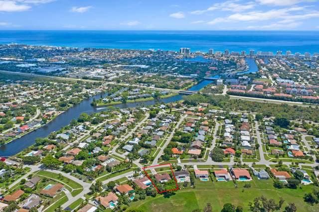 8099 E Country Club Boulevard, Boca Raton, FL 33487 (MLS #RX-10745198) :: Castelli Real Estate Services