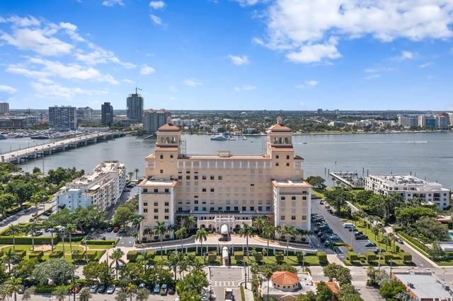 150 Bradley Place 308/309, Palm Beach, FL 33480 (#RX-10745223) :: The Power of 2 | Century 21 Tenace Realty