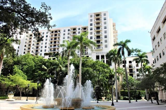 888 S Douglas Road #812, Coral Gables, FL 33134 (#RX-10745250) :: IvaniaHomes | Keller Williams Reserve Palm Beach