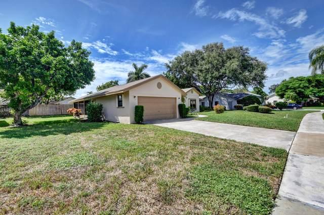 3180 Riviera Drive, Delray Beach, FL 33445 (MLS #RX-10745277) :: Castelli Real Estate Services