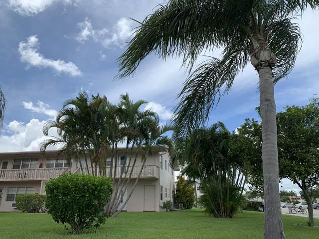 144 Waltham F 55+, West Palm Beach, FL 33417 (#RX-10745283) :: Heather Towe   Keller Williams Jupiter