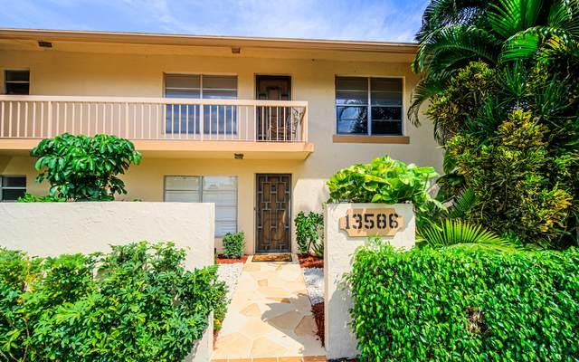 13586 Sabal Palm Court B, Delray Beach, FL 33484 (#RX-10745305) :: IvaniaHomes | Keller Williams Reserve Palm Beach