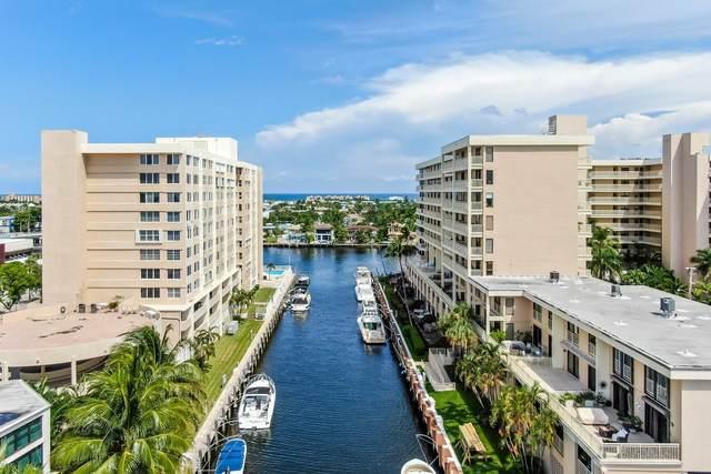3100 NE 48th Street Ph9, Fort Lauderdale, FL 33308 (#RX-10745333) :: IvaniaHomes | Keller Williams Reserve Palm Beach