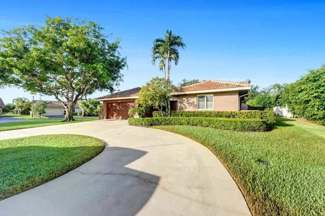 2106 NW 116th Terrace, Coral Springs, FL 33071 (#RX-10745344) :: Michael Kaufman Real Estate