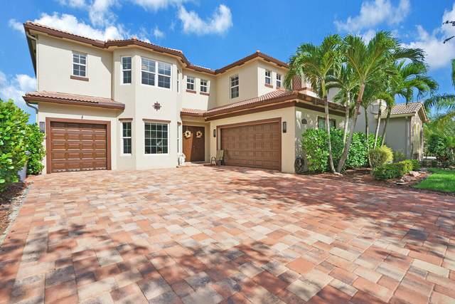 8615 Cobblestone Point Circle, Boynton Beach, FL 33472 (#RX-10745350) :: Posh Properties