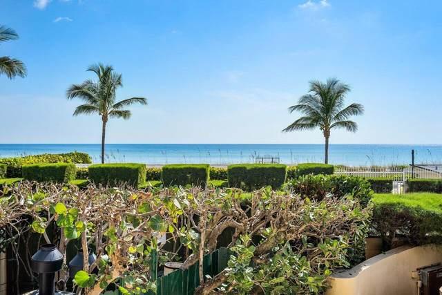 150 N Ocean Boulevard #203, Palm Beach, FL 33480 (#RX-10745369) :: The Power of 2 | Century 21 Tenace Realty