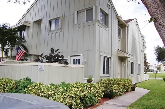 6223 Riverwalk Lane #1, Jupiter, FL 33458 (MLS #RX-10745377) :: Berkshire Hathaway HomeServices EWM Realty