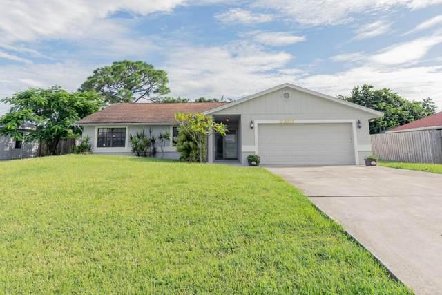 2662 SE Brevard Avenue, Port Saint Lucie, FL 34952 (MLS #RX-10745384) :: Castelli Real Estate Services