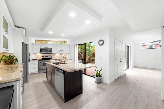 8164 Thames Boulevard D, Boca Raton, FL 33433 (MLS #RX-10745389) :: Berkshire Hathaway HomeServices EWM Realty