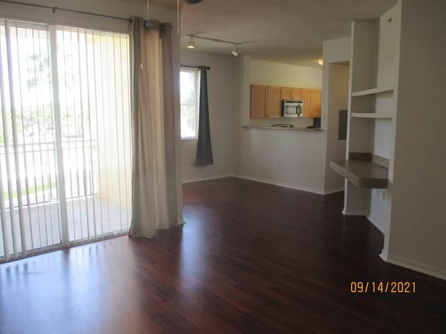 11037 Legacy Boulevard #203, Palm Beach Gardens, FL 33410 (MLS #RX-10745402) :: The Jack Coden Group