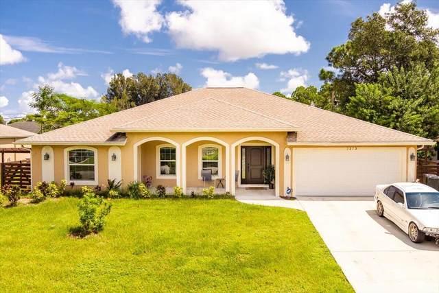 2273 SW Franklin Street, Port Saint Lucie, FL 34983 (#RX-10745487) :: Posh Properties