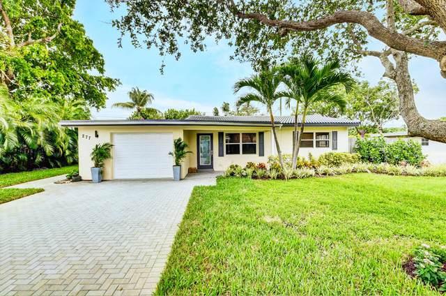 277 NW 7th Street, Boca Raton, FL 33432 (#RX-10745530) :: Heather Towe   Keller Williams Jupiter