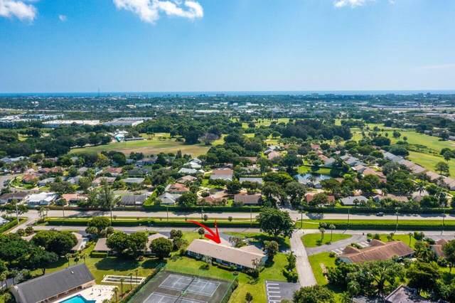 732 Lago Road, Delray Beach, FL 33445 (MLS #RX-10745535) :: Berkshire Hathaway HomeServices EWM Realty