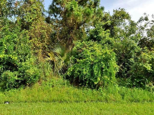 2237 SW Mount Vernon Street, Port Saint Lucie, FL 34953 (#RX-10745548) :: Michael Kaufman Real Estate