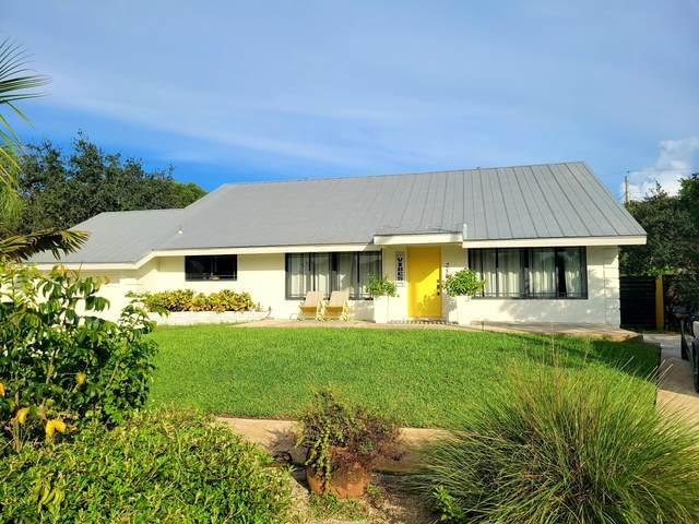 2508 Lake Osborne Drive, Lake Worth Beach, FL 33461 (MLS #RX-10745561) :: Berkshire Hathaway HomeServices EWM Realty