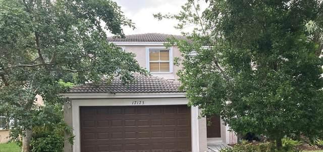 17175 SW 49th Place, Miramar, FL 33027 (MLS #RX-10745570) :: Berkshire Hathaway HomeServices EWM Realty