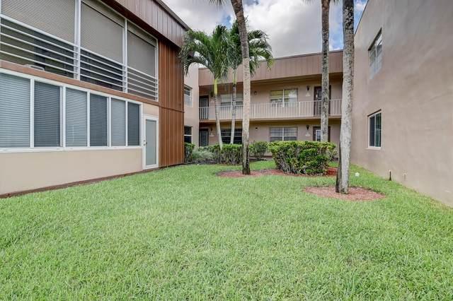 356 Piedmont H, Delray Beach, FL 33484 (#RX-10745573) :: IvaniaHomes | Keller Williams Reserve Palm Beach