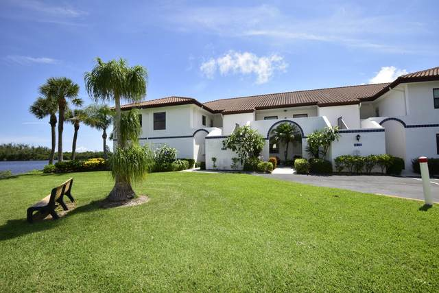 6142 SE Landing Way #911, Stuart, FL 34997 (MLS #RX-10745575) :: Berkshire Hathaway HomeServices EWM Realty