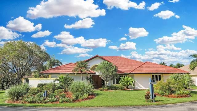 8120 SE Waterway Drive, Hobe Sound, FL 33455 (MLS #RX-10745578) :: Berkshire Hathaway HomeServices EWM Realty