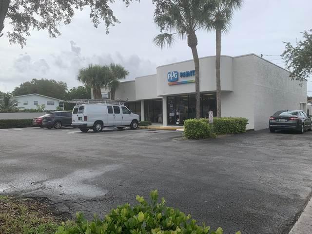 3100-3112 W Hillsboro Boulevard, Deerfield Beach, FL 33442 (MLS #RX-10745656) :: Berkshire Hathaway HomeServices EWM Realty
