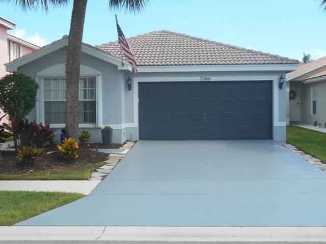 7066 Chesapeake Circle, Boynton Beach, FL 33436 (MLS #RX-10745666) :: Castelli Real Estate Services
