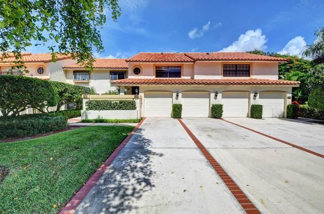7755 La Mirada Drive, Boca Raton, FL 33433 (MLS #RX-10745669) :: Berkshire Hathaway HomeServices EWM Realty