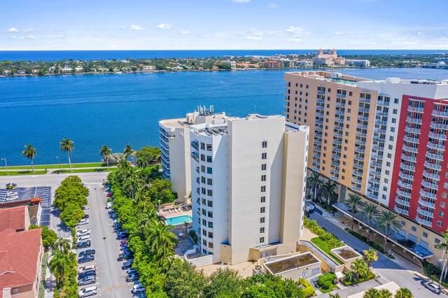1617 N Flagler Drive #804, West Palm Beach, FL 33407 (#RX-10745683) :: Heather Towe | Keller Williams Jupiter