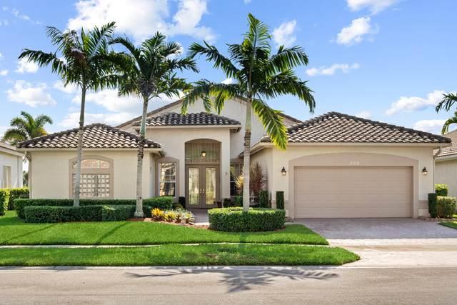208 NW Liseron Way, Port Saint Lucie, FL 34986 (MLS #RX-10745703) :: Berkshire Hathaway HomeServices EWM Realty