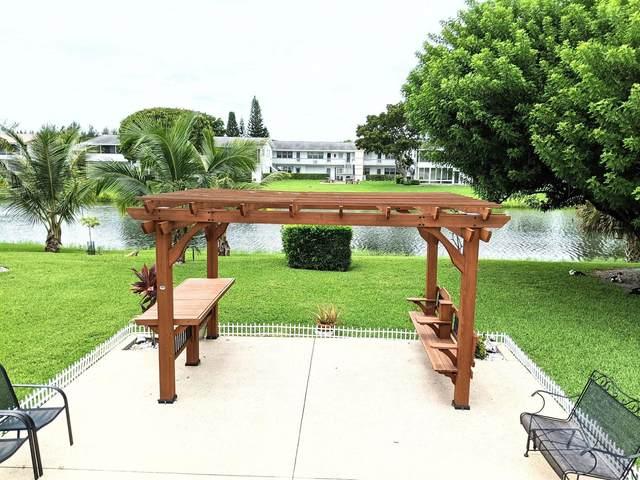 249 Bedford J #249, West Palm Beach, FL 33417 (#RX-10745716) :: Heather Towe   Keller Williams Jupiter