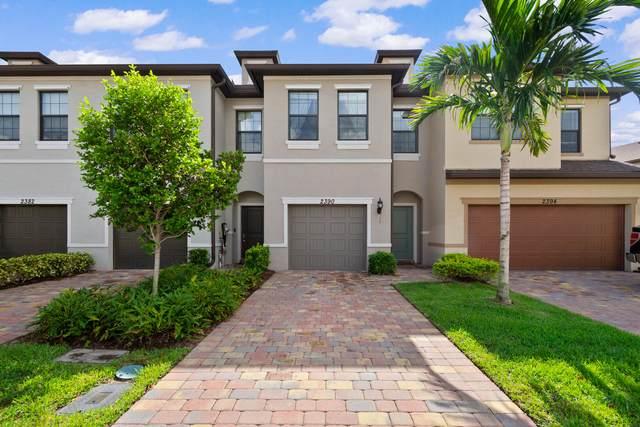 2390 Byron Street, Palm Springs, FL 33406 (MLS #RX-10745719) :: Castelli Real Estate Services
