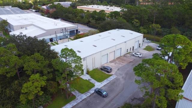 475 NW Enterprise Drive, Port Saint Lucie, FL 34986 (MLS #RX-10745738) :: Berkshire Hathaway HomeServices EWM Realty