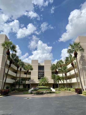 5700 Camino Del Sol #103, Boca Raton, FL 33433 (MLS #RX-10745751) :: Berkshire Hathaway HomeServices EWM Realty