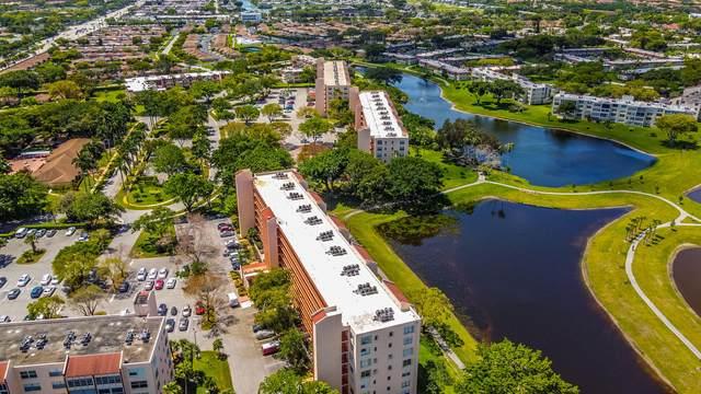 14575 Bonaire Boulevard #302, Delray Beach, FL 33446 (#RX-10745756) :: IvaniaHomes | Keller Williams Reserve Palm Beach