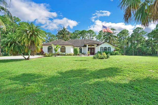 15934 Temple Boulevard, The Acreage, FL 33470 (MLS #RX-10745773) :: Castelli Real Estate Services