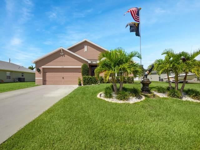 1229 SW Albenga Avenue, Port Saint Lucie, FL 34953 (#RX-10745778) :: Heather Towe | Keller Williams Jupiter